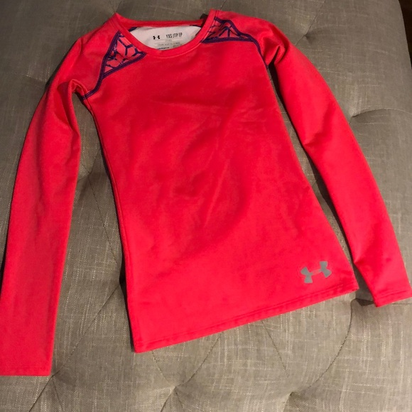 Under Armour Other - Girls Under Armour Cold Gear Top